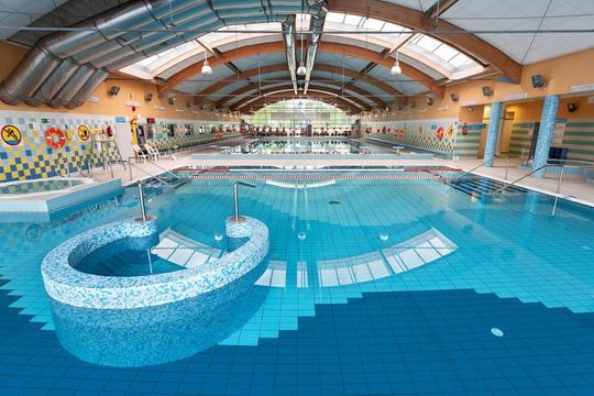 Ustronie Morskie Noclegi | Aquapark Helios