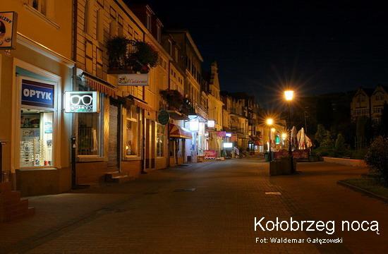Ustronie Morskie Atrakcje | Kołobrzeg - Starówka