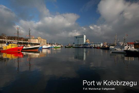 Ustronie Morskie Atrakcje | Port w Kołobrzegu