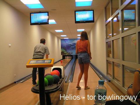 Ustronie Morskie Atrakcje | Helios - Bowling