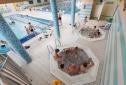 Noclegi Ustronie Morskie | Aquapark Helios jacuzzi