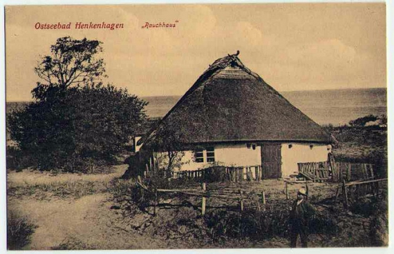 Noclegi Ustronie Morskie | Henkenhagen chata rybaka