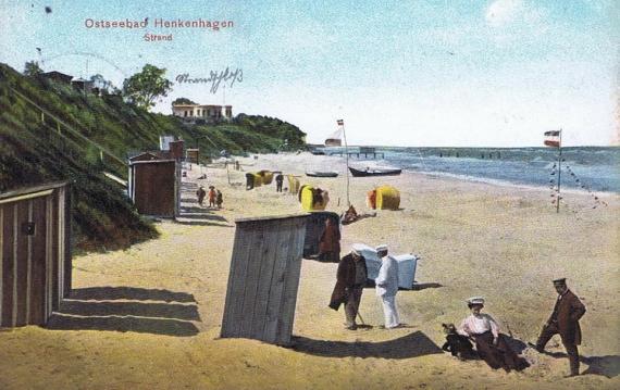 Noclegi Ustronie Morskie | Henkenhagen moda plażowa