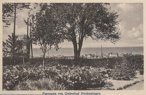 Noclegi Ustronie Morskie | Henkenhagen panorama