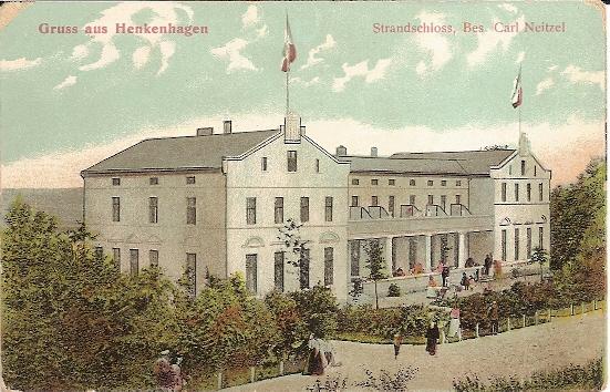 Noclegi Ustronie Morskie | Henkenhagen Pałac Plażowy
