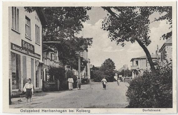 Noclegi Ustronie Morskie | Henkenhagen ulica Chrobrego