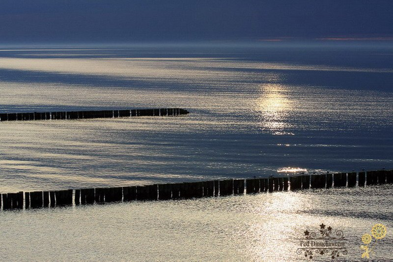 Ustronie Morskie Noclegi blisko Plaży | Widok morza