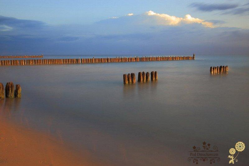 Ustronie Morskie Noclegi blisko Plaży | Spokojne morze