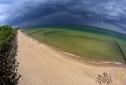 Ustronie Morskie Noclegi blisko Plaży | Widok plaży