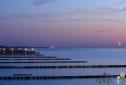 Ustronie Morskie Noclegi blisko Plaży | Wieczorna impresja