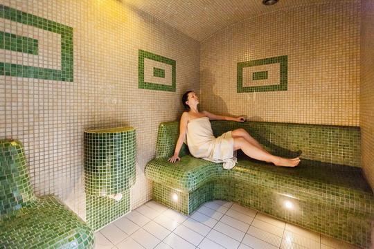 Ustronie Morskie Noclegi | Aquapark Helios - Sauna