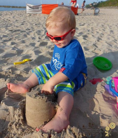 Wczasy rodzinne | Pod Dmuchawcem na plaży